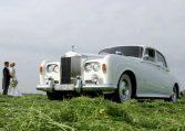 Rolls Royce huren Silver Cloud III Wit 1963