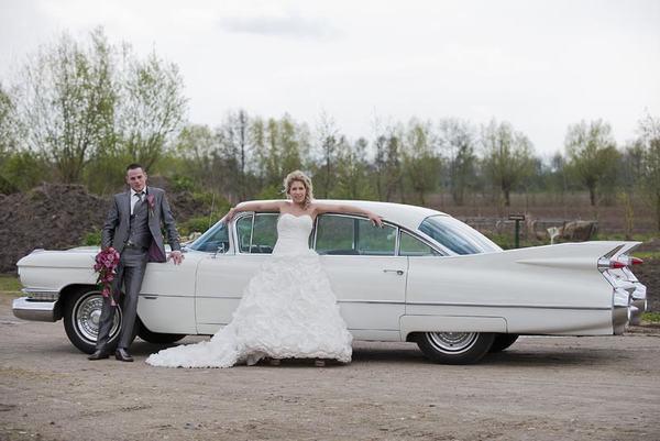 Mooie Cadillac Eldorado uit 1959