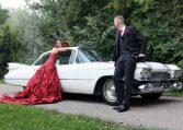 Cadillac huren als trouwauto
